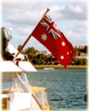 Aust Red Ensign Flag
