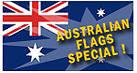 Australian flags special